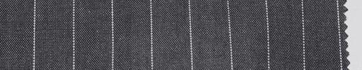 【Sb_5s012】シルバーグレー地+1cm巾白ストライプ