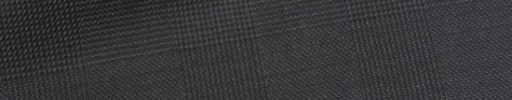 【Sy_9s23】チャコールグレー4.5×3.5cmファンシーチェック