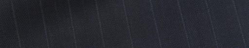 【Sy_9s25】ダークネイビー柄+1.1cm巾織り交互ストライプ