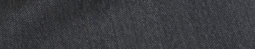 【Ca_91w045】チャコールグレー2.8cm巾ヘリンボーン