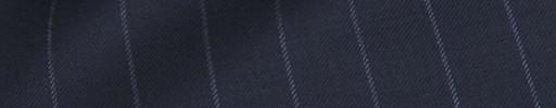 【Ca_91w050】ネイビー+1.6cm巾ストライプ