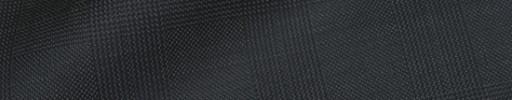 【Ca_91w057】ダークグレー+4.5×3.5cmチェック