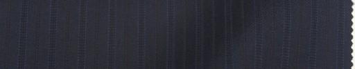 【Ca_91w623】ダークネイビー柄+1.2cm巾織り交互ストライプ