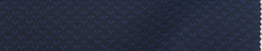 【Ca_91w625】ネイビーファンシードットパターン