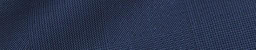 【Ca_91w065】ロイヤルブルー+7.5×7cmチェック