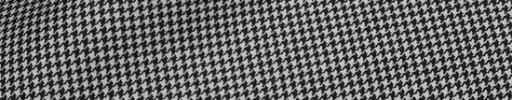 【Ca_91w068】白黒ハウンドトゥース