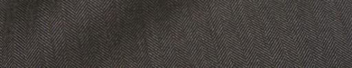 【Ca_91w075】ブラウン9ミリ巾ヘリンボーン