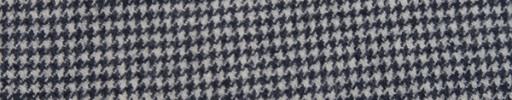 【Fb_w21】ホワイト・黒ハウンドトゥース