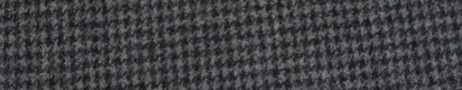 【Fb_w23】ミディアムグレー・黒ハウンドトゥース