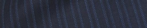 【Hre_9w44】ダークネイビー柄+黒・ライトブルーストライプ