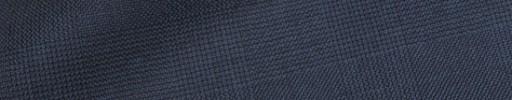 【Hre_9w50】ブルーグレー4.5×4cmグレンチェック