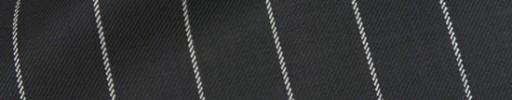【Hre_9w53】チャコールグレー+2cm巾ストライプ
