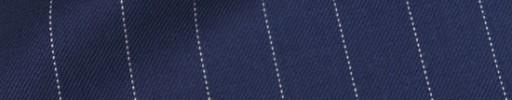 【Hre_9w54】ライトネイビー+1.7cm巾ストライプ