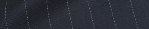 【Hre_9w55】ダークブルーグレー+1.7cm巾ストライプ