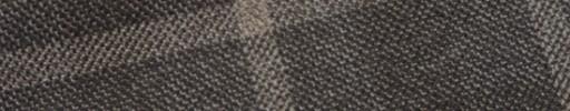 【Hs_m9w10】ブラウン+6.5×5cmダークブラウン・ライトブラウンチェック