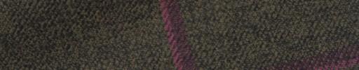 【Hs_m9w13】ダークブラウン+7.5×6cmワインレッド・ピンクペーン