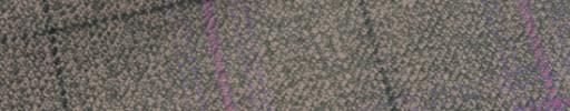 【Hs_m9w15】ピンクグリーンミックス+6.5×5cmグリーン・ピンクチェック