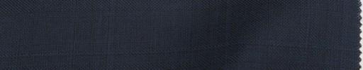 【Lan_9w06】ネイビー+5×4cm織りチェック