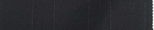 【To_9w01】ダークネイビー+6.5×5cm織り・白ドットチェック