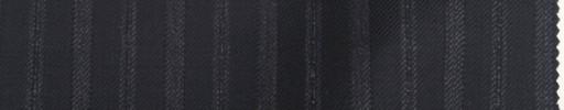 【To_9w04】ダークネイビー+2.3cm巾織り交互ストライプ