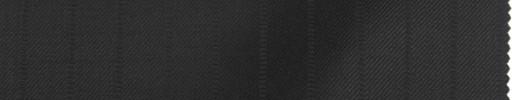 【To_9w05】ブラック+1.3cm巾織りストライプ
