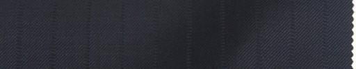 【To_9w06】ネイビー+1.3cm巾織りストライプ