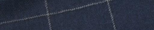 【W.b_9w13】ダークブルーグレー+6×5cm白・黒ペーン