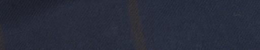 【W.b_9w30】ネイビー+8×7cmブラウンペーン