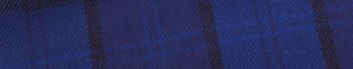 【W.b_9w40】ライトネイビー+4.5×4cmブラック・パープルチェック