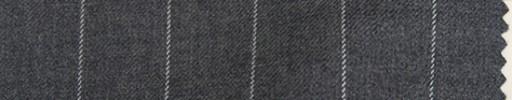 【Bc_m09】ミディアムグレー+2cm巾ストライプ