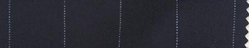 【Bc_m11】ネイビー+2.5cm巾ライトブルーストライプ