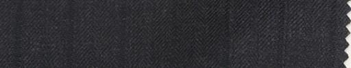 【Bc_m28】チャコールグレー柄+1.6cm巾交互ストライプ