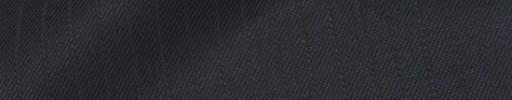【Bhr_9w18】ダークネイビー+6ミリ巾エンジストライプ