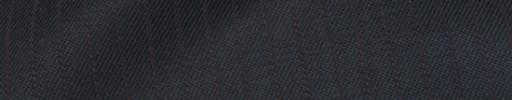【Bhr_9w19】ネイビー+6ミリ巾エンジストライプ