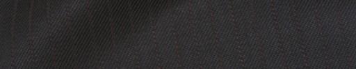 【Bhr_9w20】ダークブラウン+6ミリ巾エンジストライプ