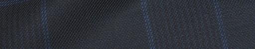 【Bhr_9w28】ダークブルーグレーグレンチェック+9.5×7.5cmブルーチェック
