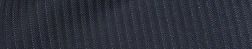 【Bhr_9w56】シルバーダークブルーグレー3ミリ巾ヘリンボーン