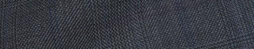 【Bsl_9w016】グレー5.5×4.5cmグレンチェック+ブルー・パープルペーン