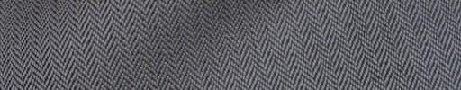 【Bsl_9w033】グレー4ミリ巾ヘリンボーン