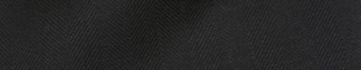 【Bsl_9w046】ブラック1.4cm巾ヘリンボーン