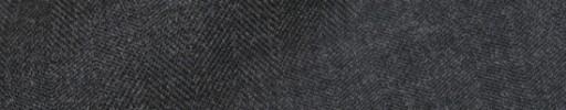 【Bsl_9w047】ミディアムグレー1.4cm巾ヘリンボーン