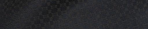 【Bsl_9w068】ブラウン×ブルグレーミックス・ファンシーパターン