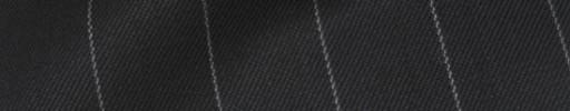 【Bsl_9w069】ブラック+1.7cm巾ストライプ