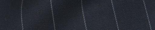 【Bsl_9w070】ネイビー+1.7cm巾ストライプ