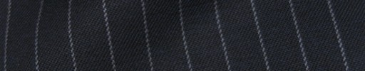 【Bsl_9w071】ネイビー9ミリ巾ストライプ
