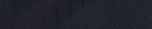 【Bsl_9w077】ダークネイビー+8ミリ巾織りストライプ