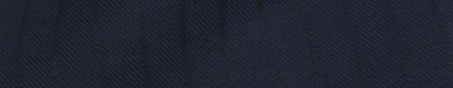 【Bsl_9w078】ネイビー+8ミリ巾織りストライプ