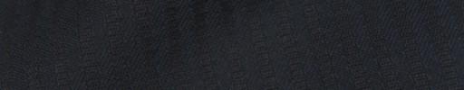 【Bsl_9w080】ダークネイビー+3ミリ巾ファンシーシャドウストライプ