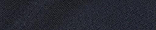 【Bsl_9w092】ネイビーピンチェック+織りアーガイルチェック