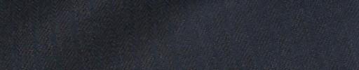 【Bsl_9w104】ダークブルーグレー柄+5ミリ巾ネイビー織りストライプ